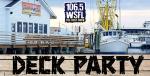 WSFL's Rhyan@ Southern Salt Deck Party, Morehead City