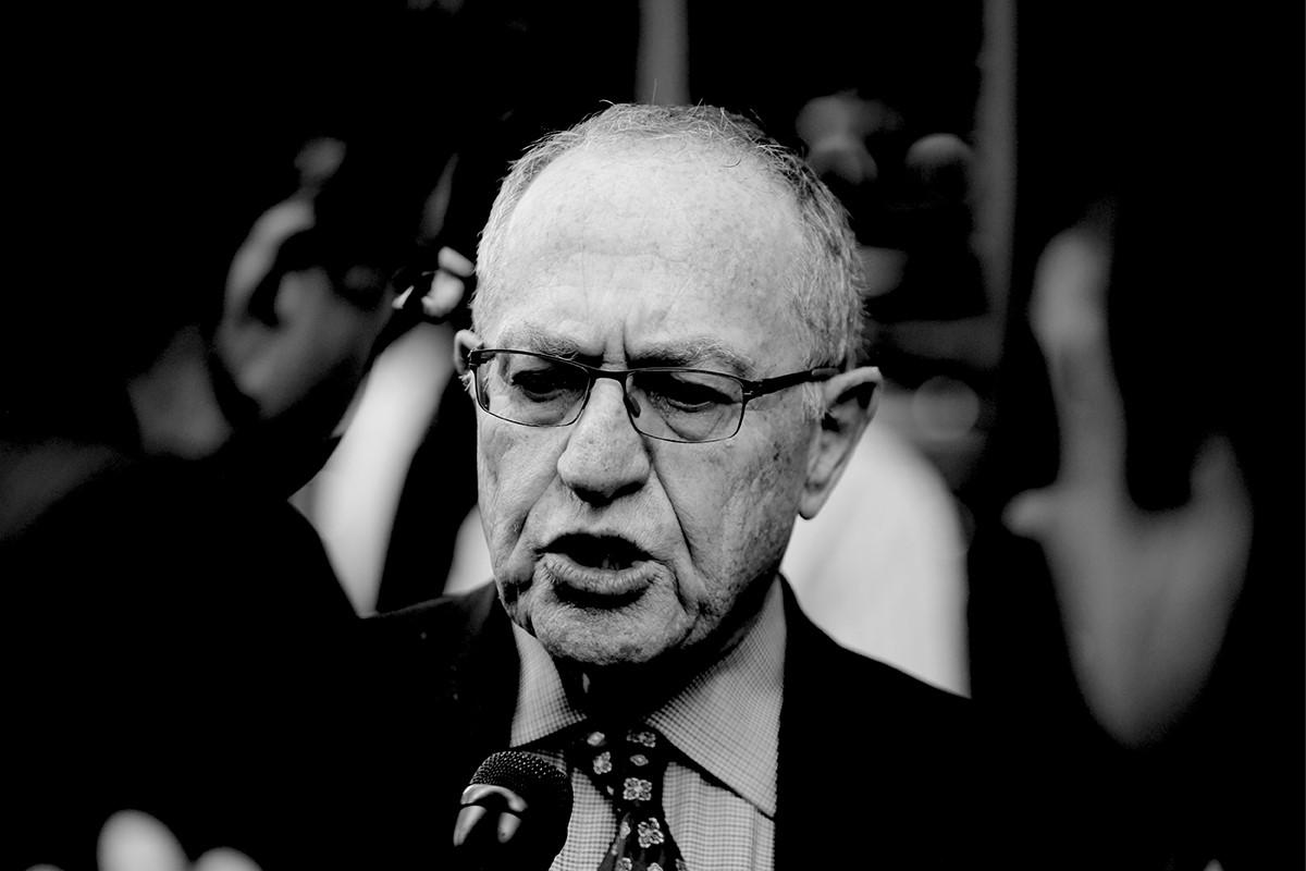 The Dersh. The Rhy Guy. Celebrity Attorney Alan Dershowitz Calls In To Man Made Radio