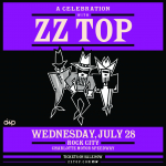 ZZ Top@ Rock City Campgrounds, Charlotte Motor Speedway