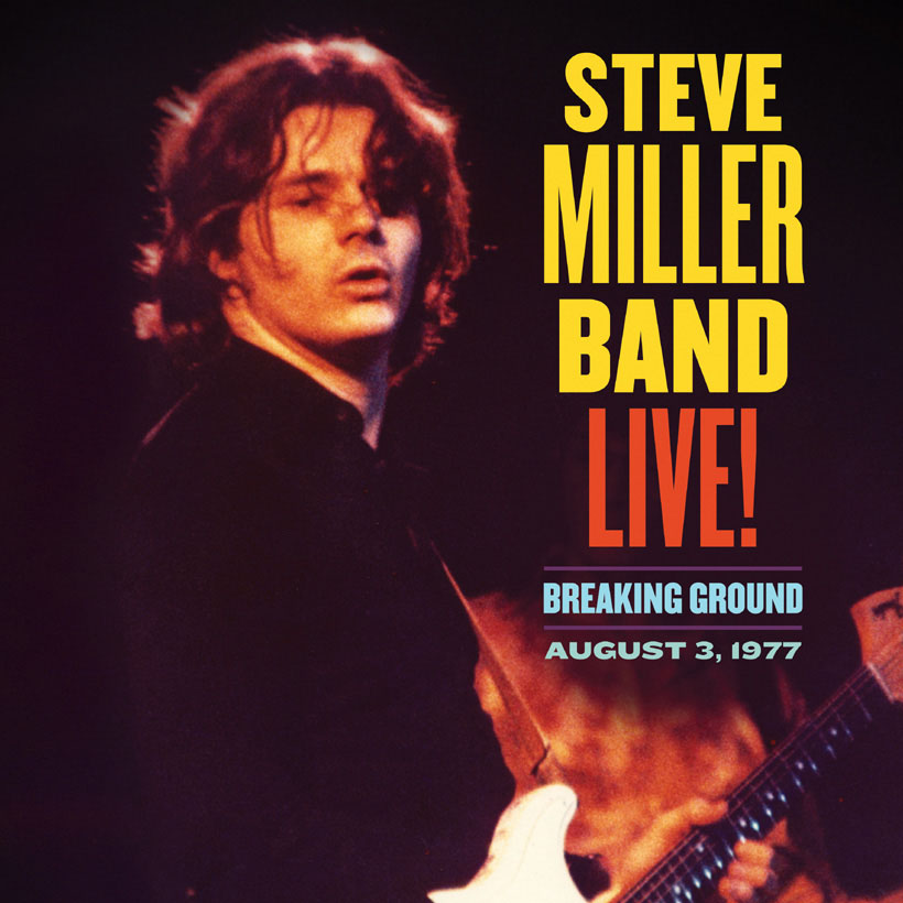 Steve Miller Band Live! Breaking Ground: All Access Streaming Special
