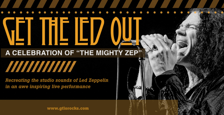 Get The Led Out @ DPAC