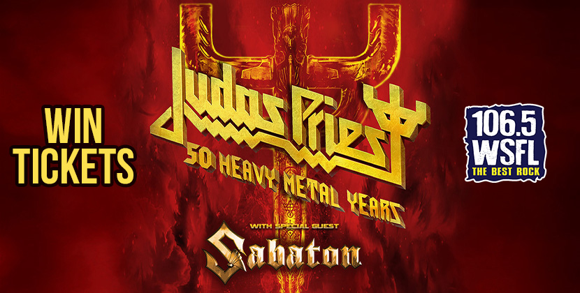 Judas Priest is Coming to Raleigh!