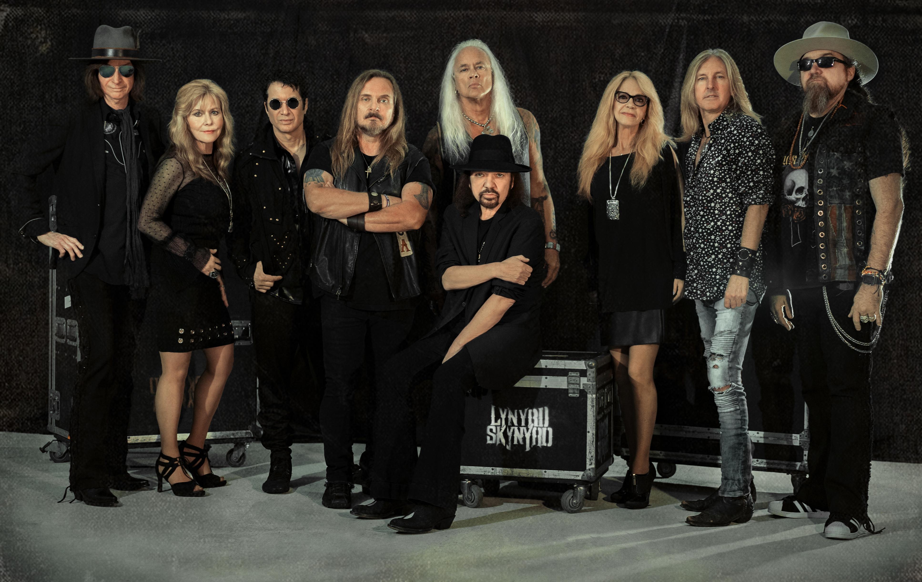 Lynyrd Skynyrd is Coming to Greensboro Coliseum!