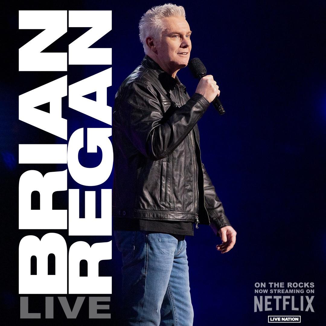 Brian Regan@ DPAC