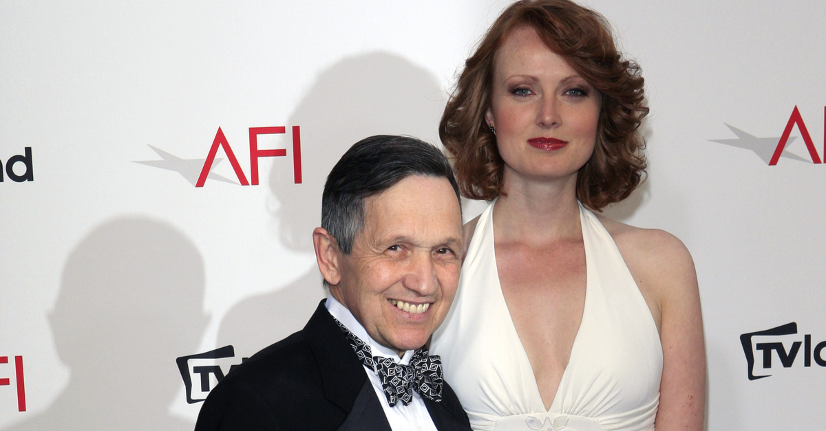 Former Cleveland Mayor, Congressman, and Presidential Candidate Dennis Kucinich Calls in to Man Made Radio (Editorial credit: Joe Seer)