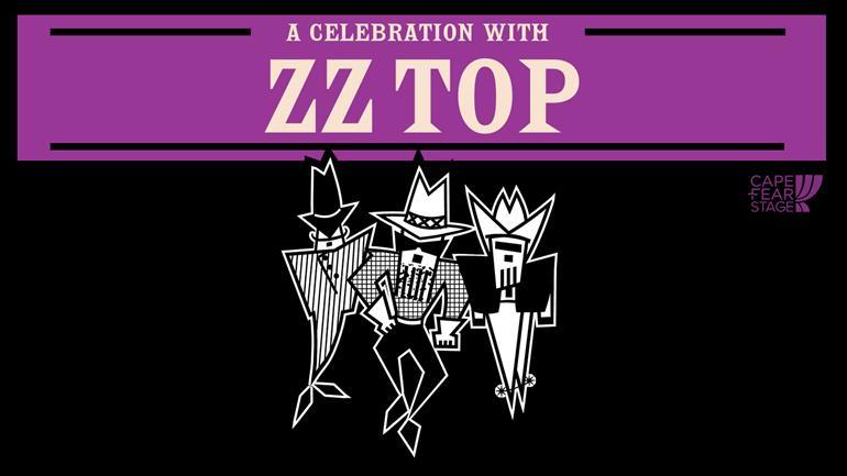 ZZ Top@ The Wilson Center, Wilmington
