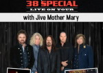 .38 Special Live with Jive Mother Mary @ Cape Fear Vineyard and Winery, Elizabethtown