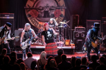 Nightrain (Guns N Roses Experience) w/ La Maybe @ The State Theatre, Greenville