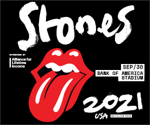 The Rolling Stones Announce Rescheduled Charlotte Date