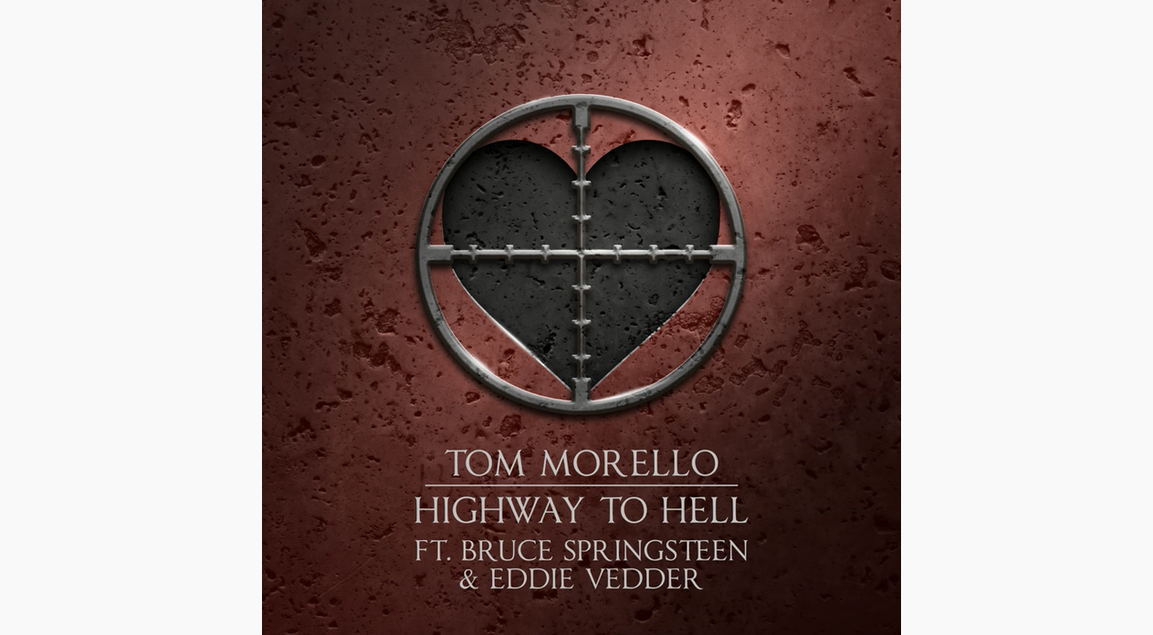 Rage's Tom Morello Releases Cover of 'Highway to Hell' Feat. Springsteen and Eddie Vedder