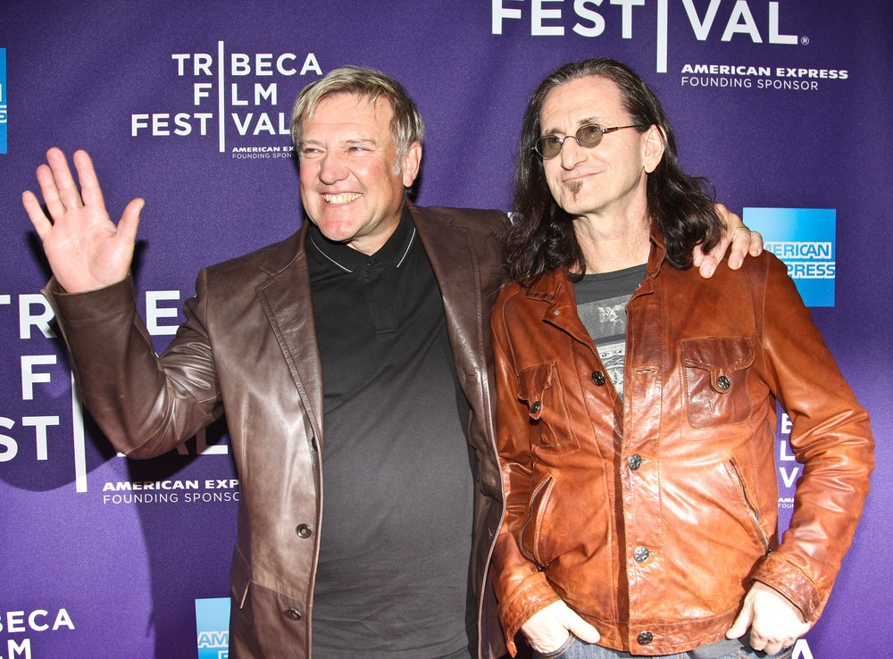 RUSH Beer?! Alex and Geddy Give You the Burp, er, Scoop