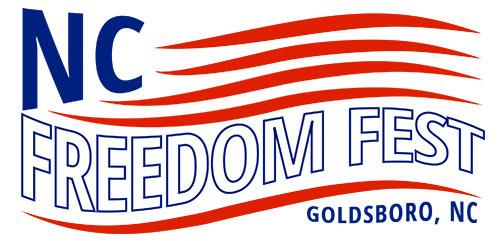 WSFL's Cindy Miller@ NC Freedom Fest, Goldsboro
