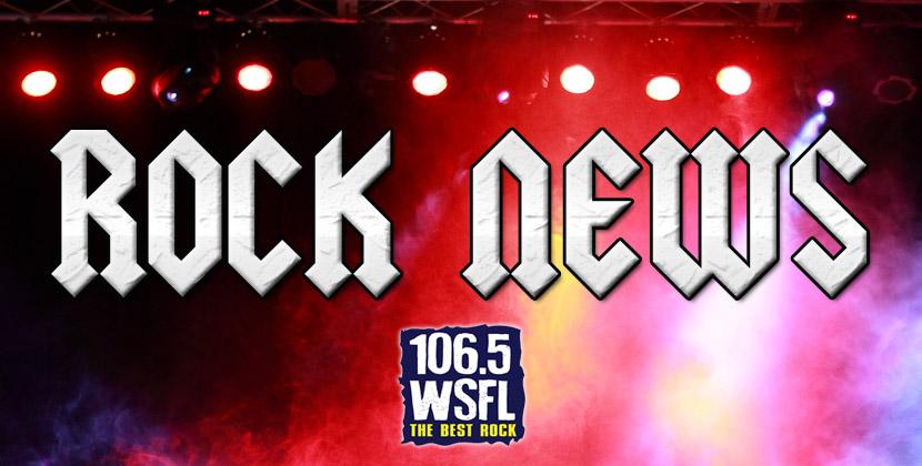 Rock News Randoms 9-2-21