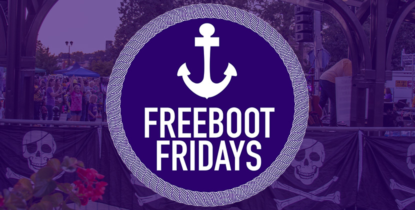 WSFL's Rhyan@ Freeboot Friday, Uptown Greenville