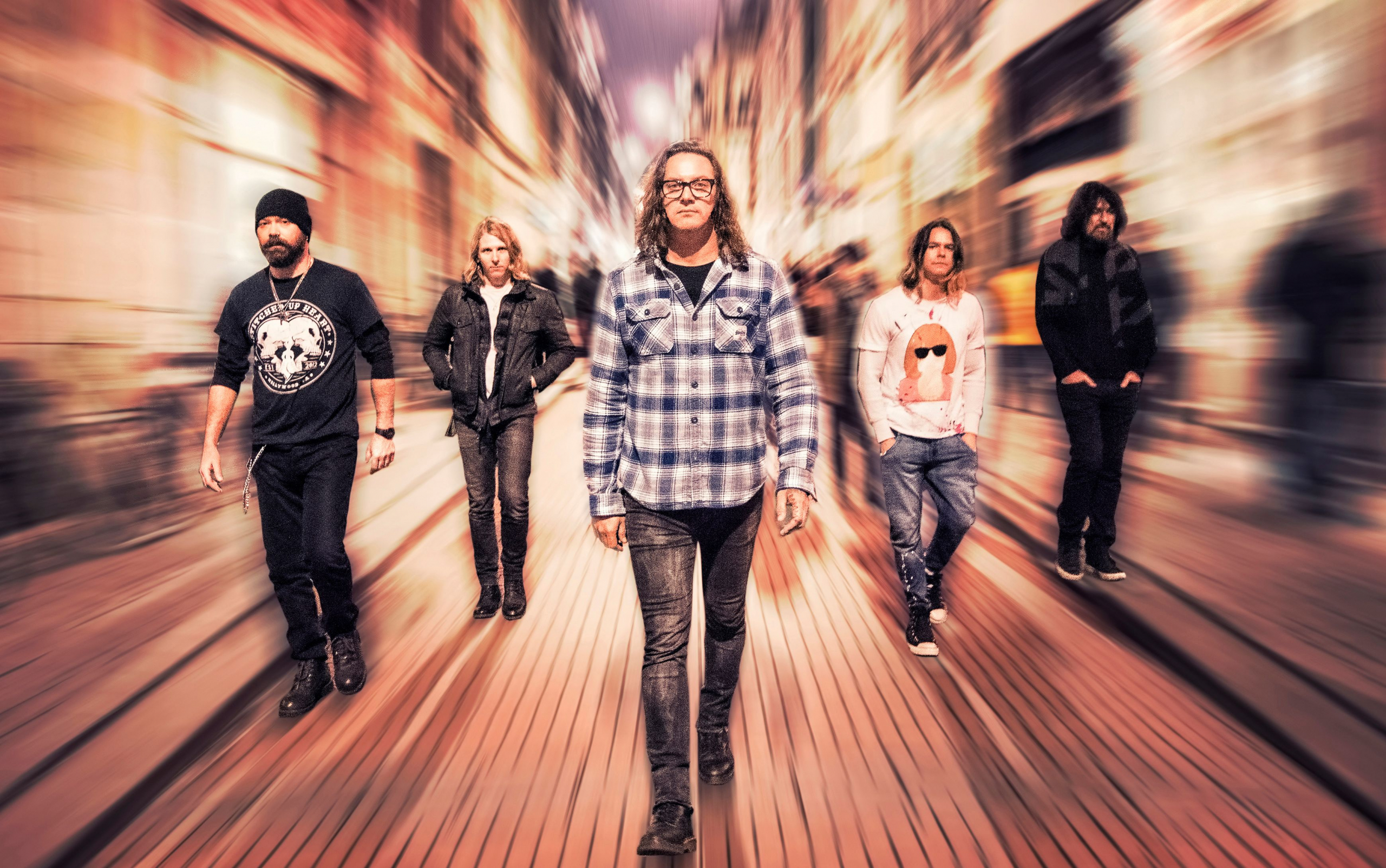 Kevin Martin of Candlebox Calls in to Man Made Radio