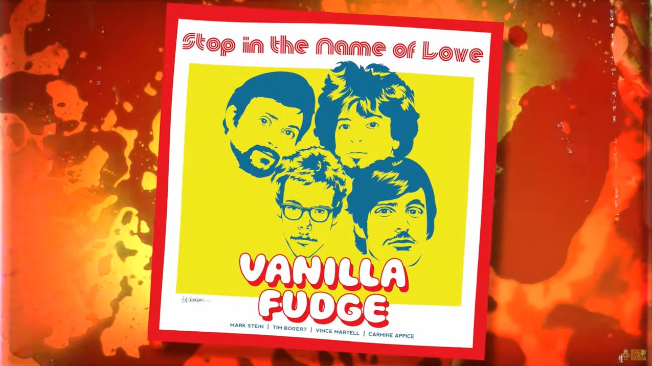 If You Loved the Vanilla Fudge Cover of 'You Keep Me Hangin On' You're Going to go Cuckoo For Cocoa Puffs Over THIS