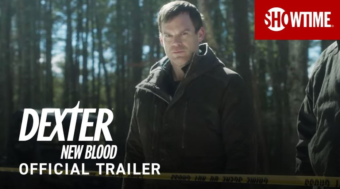 See The Full Trailer For 'Dexter: New Blood'
