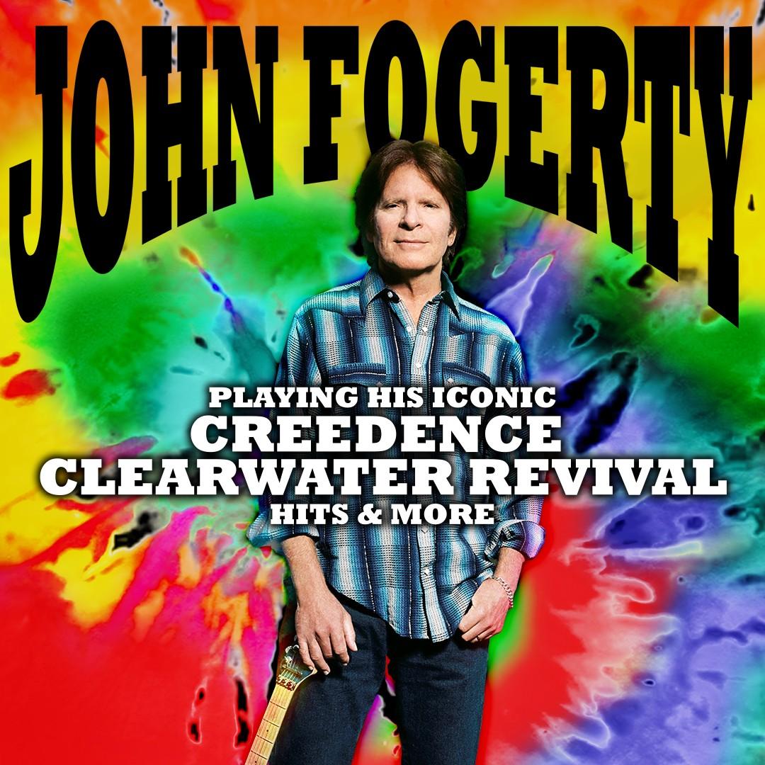 John Fogerty@ DPAC