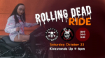2nd Annual Rolling Dead Ride to Nights of Fright @ Boneyard Harley-Davidson, Winterville