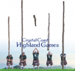Crystal Coast Highland Games, Beaufort