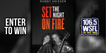 """Win """"Set The Night On Fire"""" by Robby Krieger of The Doors"""