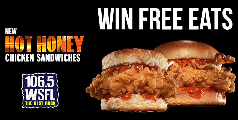 Score Free Eats from Hardee's!