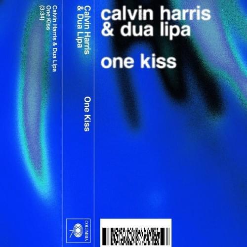 "Calvin Harris & Dua Lipa Release Electrifying ""One Kiss"""