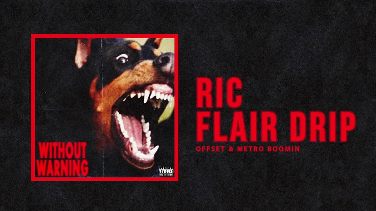 Offset & Metro Boomin Perform 'Ric Flair Drip' with Ric Flair!