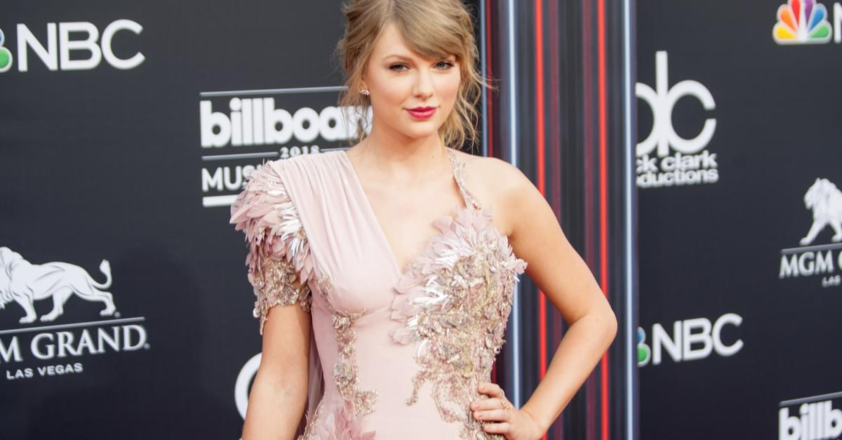 Taylor Swift a homewrecker!