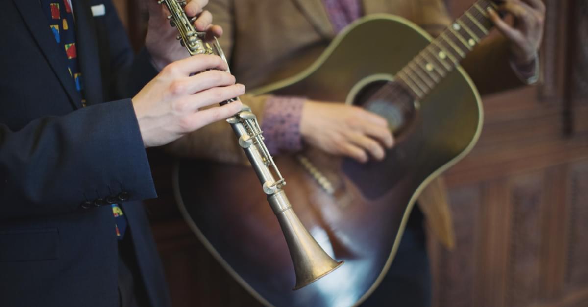 Clarinet Player's Ex Steals Identity