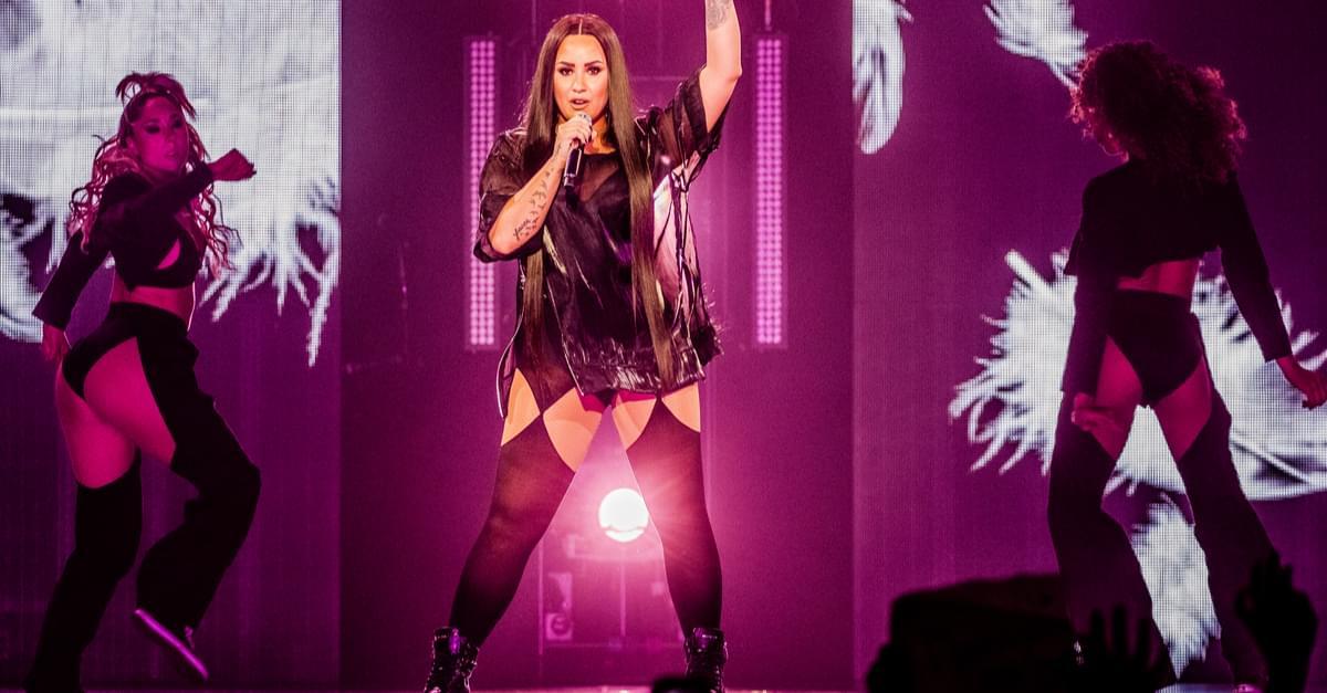 Demi Lovato has Relapse