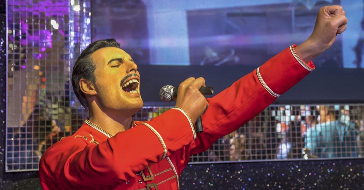 Official Bohemian Rhapsody Trailer Released!