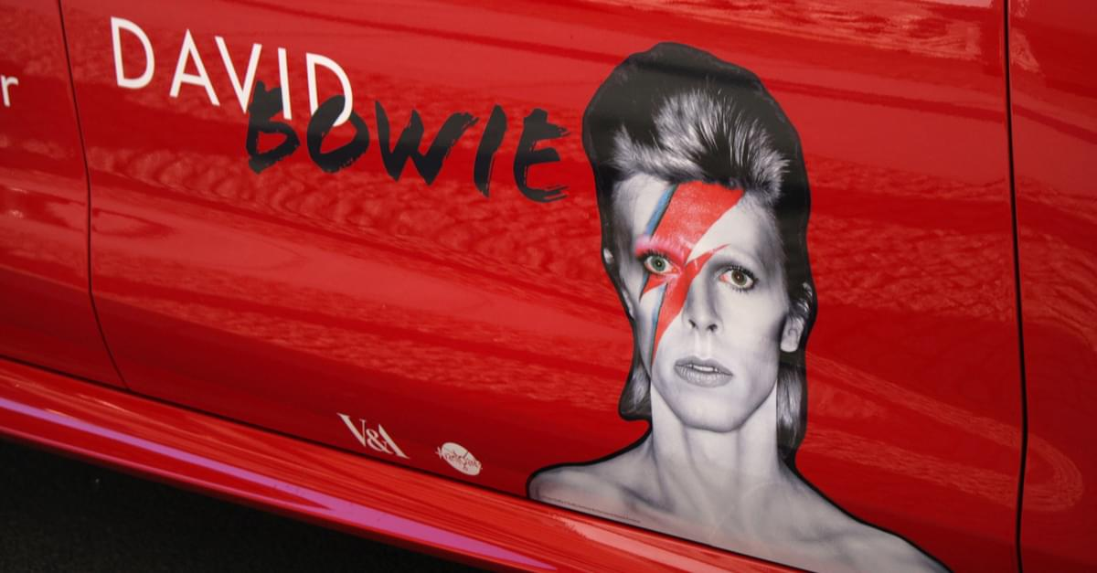 First Made David Bowie Recording Sold
