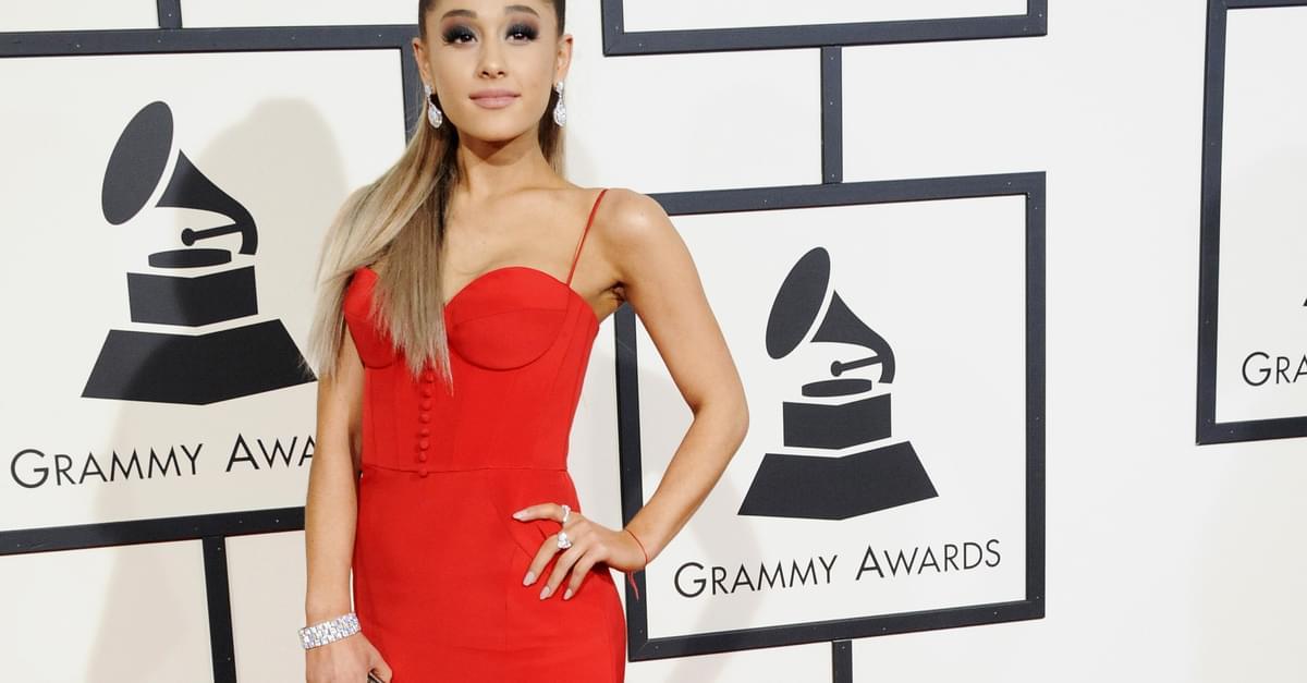 Ariana Grande's Ex Discusses Engagement