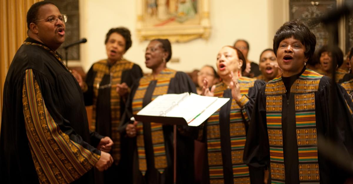 Record Deal for Royal Wedding Choir
