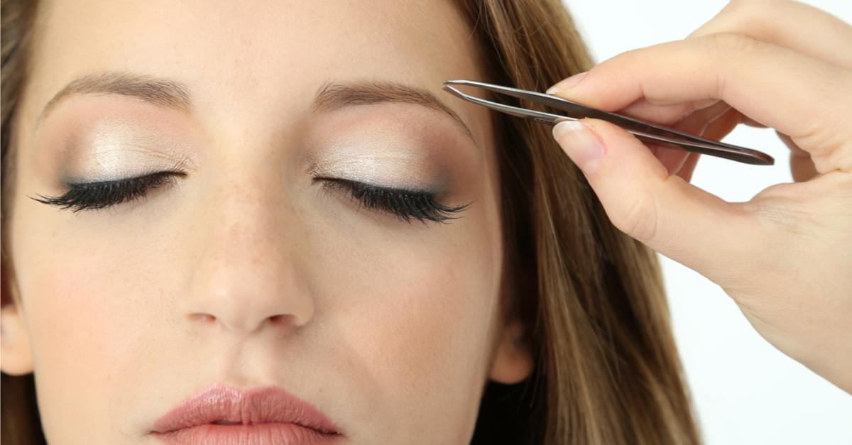 Rhianna's Eyebrows the New Fad?