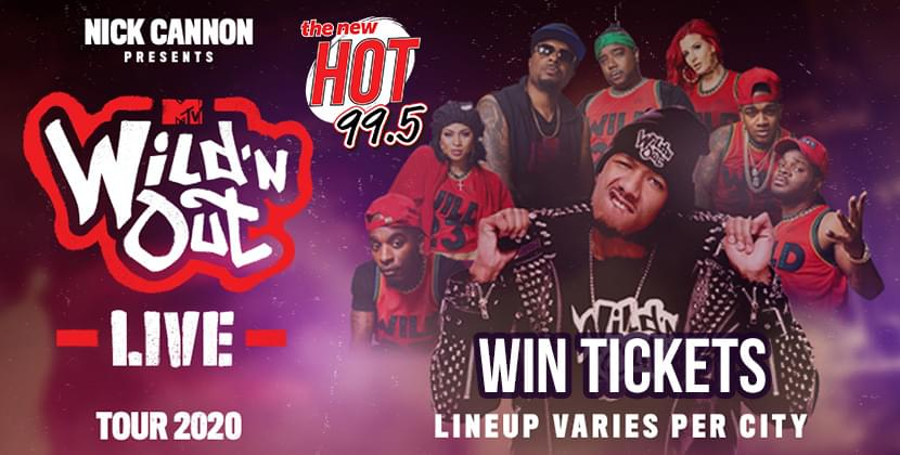 Win Tickets To Wild'N Out Live!