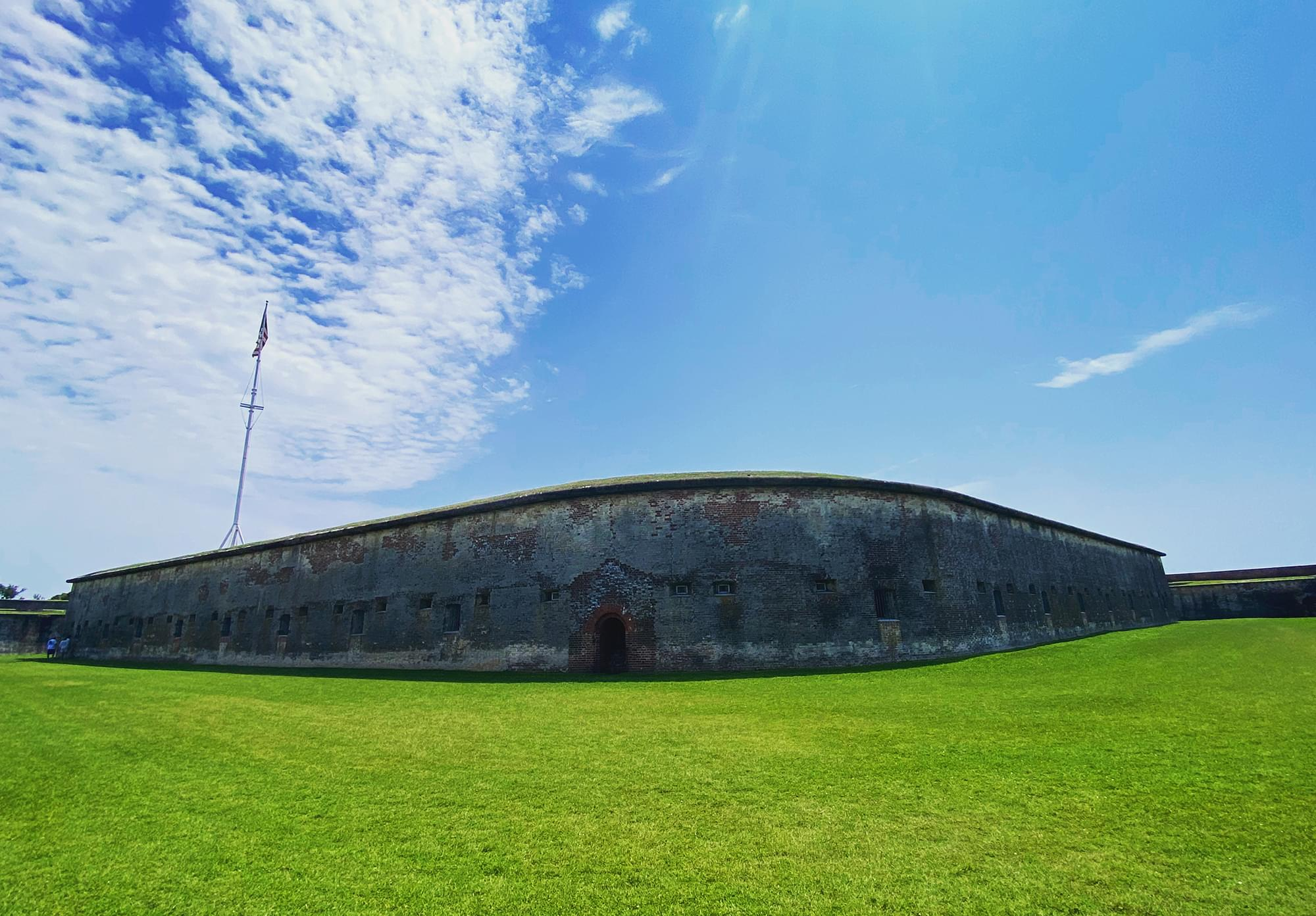 Fort Macon Hot Rocks