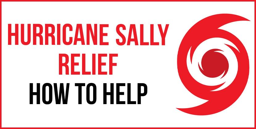 Hurricane Sally Relief: How You Can Help