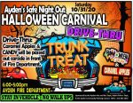 AYDEN'S SAFE NIGHT OUT: HALLOWEEN CARNIVAL