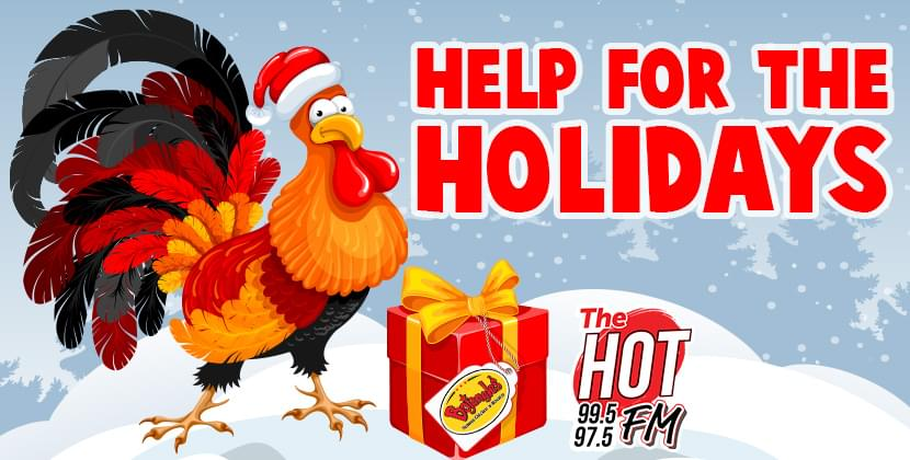 Hot Help For The Holidays!