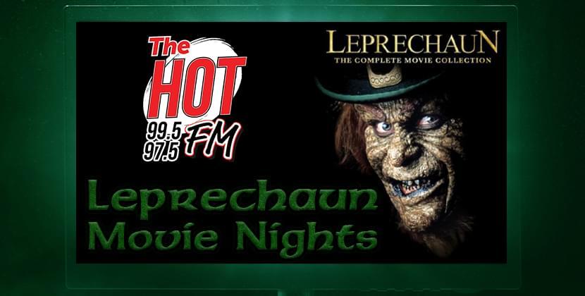 Leprechaun Movie Nights!