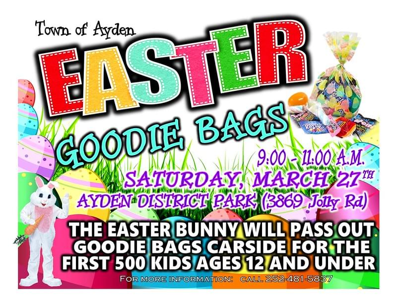 Celebrate Easter with the Town of Ayden