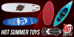 Win a HOT Summer Toy!