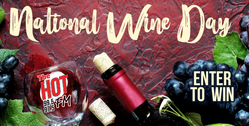 National Wine Day Party Package!