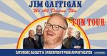 Jim Gaffigan: The Fun Tour @ Riverfront Park Amphitheater in Wilmington