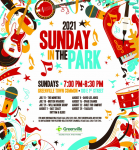 Sunday In The Park @ Town Commons in Greenville