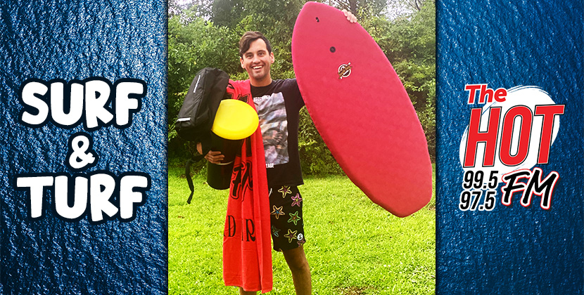 Win Hot's Surf & Turf!
