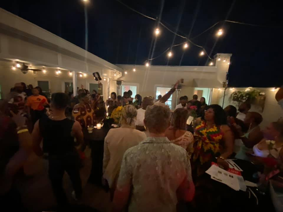 Juneteenth rooftop party!