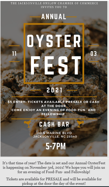 Oysterfest @ Marina Cafe in Jacksonville